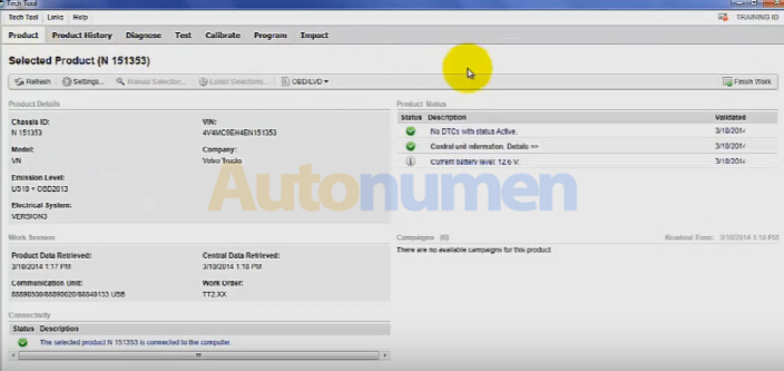 Volvo Tech Tool 2.04.87 download, Win 7 install, car list, review-14